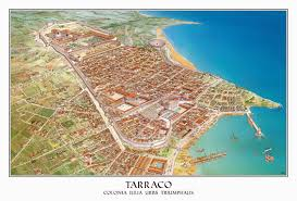 Punic Wars Map Tarraco Was Founded During The Second Punic War And Was The Oldest