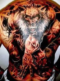 full back wolf tattoo designs for men insigniatattoo com