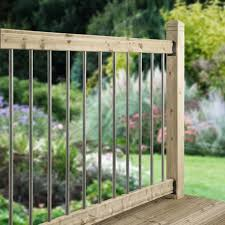 deck railing kits decking banisters and balustrades cheshire