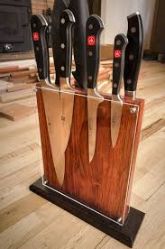 kitchen knife storage ideas best 25 knife holder ideas on magnetic knife holder