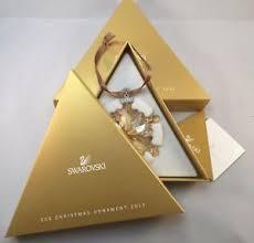 swarovski 2012 scs l e gold snowflake ornament 1139970