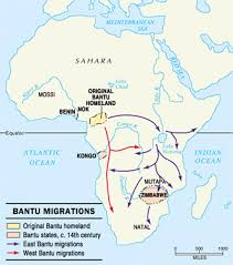 Moving From Coast To Interior Regions Of Sub Saharan Africa Africa And Its Golden Age Of Empires