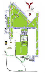 airfield information cos airport