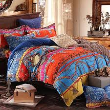 newrara home textile boho bedding set bohemian bedding bohemian