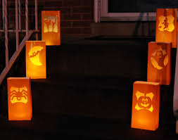halloween ghost lights 20 booo tiful halloween silhouettes