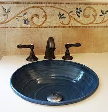 Hammered Silver Bathroom Sink Bathroom Artisan Sinks Soapstone Vessel Sink Unusual Bathroom