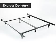 King Size Metal Bed Frames Shop Bed Frames Mattress Firm