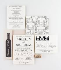 vineyard wedding invitations vineyard invitations wine invitations california wedding