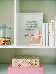 how to style your shelves good housekeeping