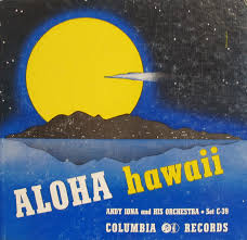 hawaiian photo album allen s archive of early and country andy iona aloha