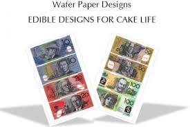 edible money dollar edible wafer money 2 sheets