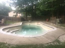 Deep Backyard Pool by Major Backyard Pool Reno Project Planning Getting Started