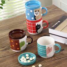 online get cheap coffee cup with lid cute aliexpress com