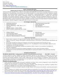 Network Engineer Resume Sample Cisco by Senior Technical Recruiter Resume Http Jobresumesample Com 686