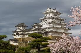 Himeji Castle Floor Plan Ad Classics Himeji Castle Ikeda Terumasa Archdaily