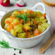 poireaux cuisiner recette fondue de poireaux carottes et pommes de terre