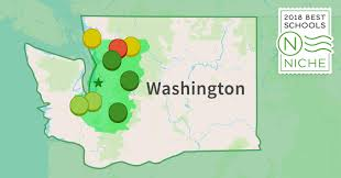 Seattle District Map 2018 best districts in the seattle area niche