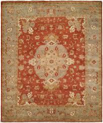 kalaty ismir is 762 rust blue closeout area rug