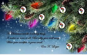 cute merry christmas cards ne wall