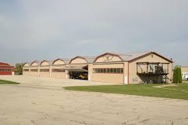 the aviator u0027s cabin an interesting wrinkle on airplane hangar
