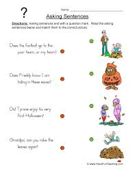 types of sentences worksheets 3rd grade 28 templates second