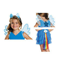 Rainbow Dash Halloween Costume Rainbow Dash Costume Ebay