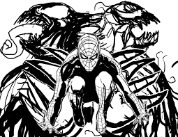 the art of jason flowers spider man new print pt 1