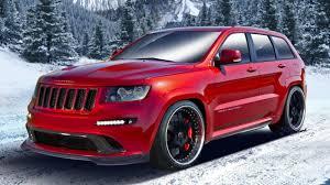 turbo jeep srt8 this 235 000 jeep srt8 is quicker than a porsche turbo