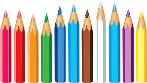 colorful pencils wallpapers color pencil wallpapers group clip art library