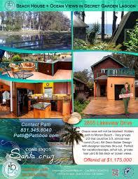 2855 lakeview drive santa cruz real estate luxury beach homes