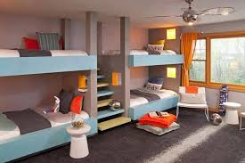 Bunk Beds For 4 Bunk Bed Ideas For The Bedroom Decor Recycled Things