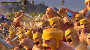 image for clash of clans clash of clans barbarian wallpaper 73 images