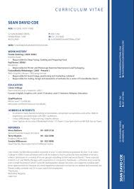 Latest Resume Format 28 Cv Template New Free Resume Templates Wordpad Template