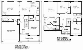 Two Story House Plans Luxury Two Story House Home Plans Design