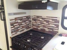Rv Valance Ideas Rv Glamper Renovation And Remodel Curtain Making And Valance