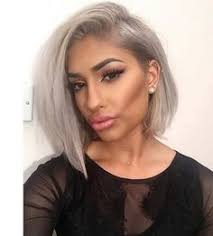 african american hairstyles for grey hair gorgeous black girl rocking ash blonde and brown hair boblife