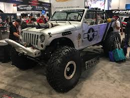 sema jeep yj here are the wildest and wackiest jeep wranglers of the 2017 sema