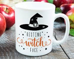 halloween halloween mugs mugshots and cups mug set of 4halloween