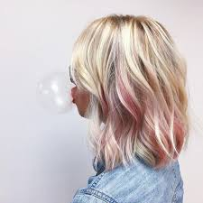 pink highlighted hair over 50 the 25 best pink hair highlights ideas on pinterest brown hair