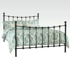 King Size Metal Bed Frames For Sale King Size White Metal Bed Frame Uforia