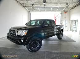 prerunner truck for sale 2010 toyota tacoma v6 prerunner access cab in black sand pearl