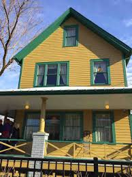 a christmas story house museum cheminee website