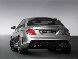 mercedes c65 amg mercedes cl65 amg gets wide kit from expression motorsport