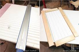 How To Build Cabinets Doors How To Build Cabinet Doors Cheap A Houseful Of Handmade