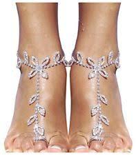 barefoot sandals wedding wedding sandals ebay