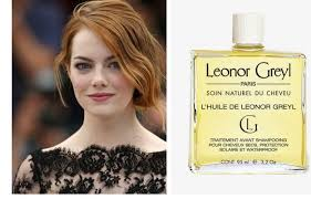 emma stone natural hair hollywood celebrities and their favorite natural hair products
