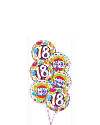 balloons delivery nj 18th birthday balloon bouquet balloon bouquets