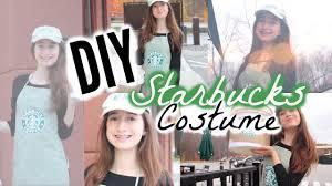 Starbucks Halloween Costume Kids Diy Starbucks Halloween Costume