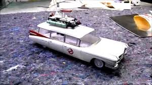 Polar Lights Models Ghostbusters Ecto 1 Von Polar Lights 1 24 Bau Part 4 German