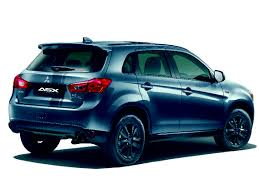 lifted mitsubishi outlander mitsubishi asx designer edition launched lowyat net cars